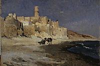 Kasbah Monastery, rousseau