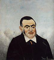 Portrait of a Man, 1905, rousseau