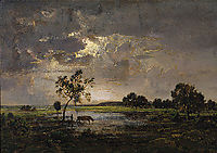 Landscape, rousseautheodore
