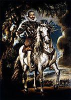 Duke of Lerma, 1603, rubens