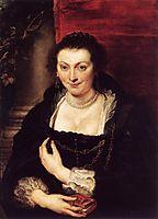 Isabella Brandt, 1626, rubens