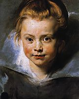 Portrait of a Young Girl, 1615-16, rubens