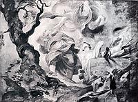 The Sacrifice of Isaac, 1620, rubens