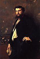 Edouard Pailleron, 1879, sargent
