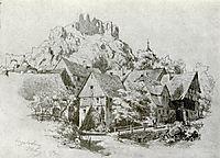 Engelsburg, 1872, sargent