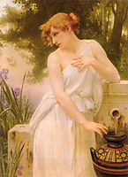 Beauty At The Well, seignac
