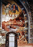The Last Judgment (The right part of the composition - The Damned Consigned to Hell), 1502, signorelli