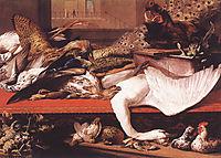 Still Life, 1614, snyders