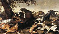 Wild Boar Hunt, snyders