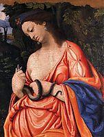 Cleopatra, solario