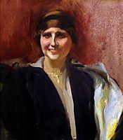 Portrait of a girl, sorolla