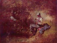 The fisherman, c.1850, spitzweg