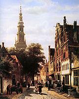 Walenkerk Haarlem, springer