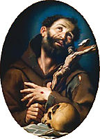 St. Francis of Assisi, strozzi