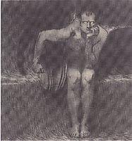 Lucifer, c.1890, stuck