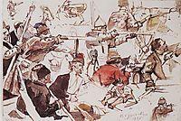 Cossacks, 1891, surikov