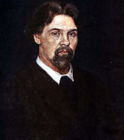 Self-Portrait (Man with hurt hand), 1913, surikov