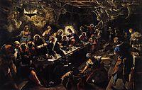The Last Supper, tintoretto
