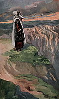 Moses Sees the Promised Land from Afar, tissot