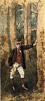 Self-Portrait, c.1898, tissot