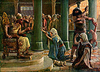 The Wisdom of Solomon, tissot