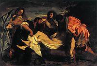 Entombment of Christ, 1526, titian