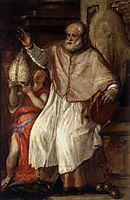 St Nicholas, 1563, titian