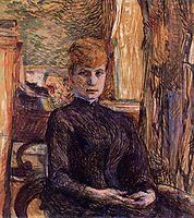 Madame Juliette Pascal, 1871, toulouselautrec