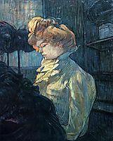 The Milliner, 1900, toulouselautrec