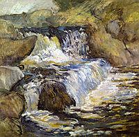 The Cascade, c.1900, twachtman