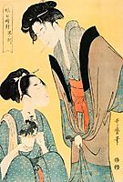 The Hour of the Hare, utamaro