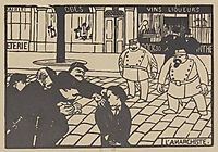 The Anarchist, 1892, vallotton