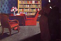 Private Conversation, 1898, vallotton