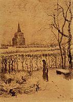 Melancholy, 1883, vangogh