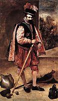 The Jester Don Juan de Austria, 1632-35, velazquez
