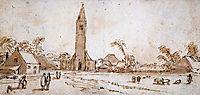 Spaarnwoude, c.1615, veldeesaias