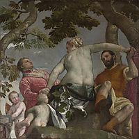 Unfaithfulness, 1570, veronese