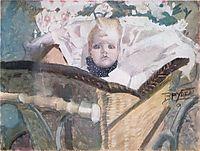 Artist-s son, 1901, vrubel