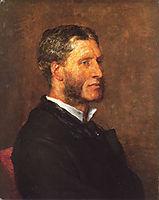 Matthew Arnold, 1880, watts