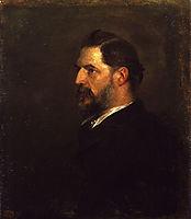 Sir (William Matthew) Flinders Petrie, watts