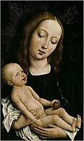 Madonna and Child, weyden