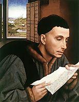 Saint Ivo, 1450, weyden
