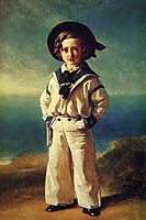 Albert Edward, Prince of Wales, 1846, winterhalter