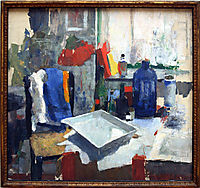 Dining Table, 1908, wouters