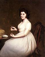 Portrait of Mrs.Abney, wright