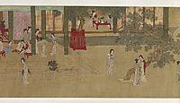 Spring Morning in the Han Palace (View E), 1530, yingqiu