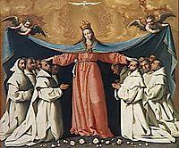 The Virgin of the Carthusians, zurbaran